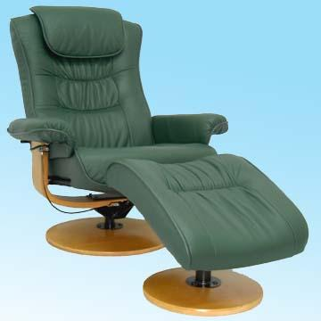 Recliner Chair With Woode