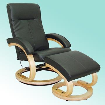 Comfortable Recliner Chair with Ottoman