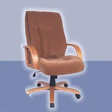 Executive Fabric Chair Wi