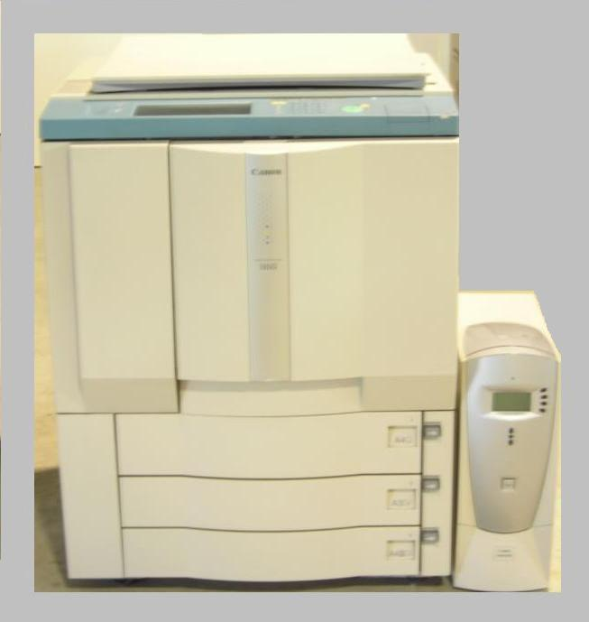 Second hand CANON copiers