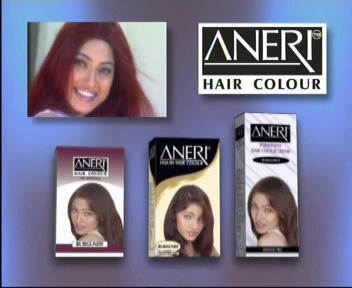 Aneri Hair Color