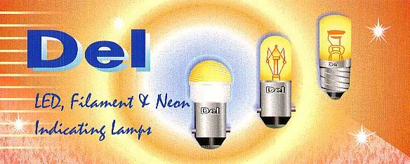 LED, Filament, & Neon Indicating Lamps & Bulbs