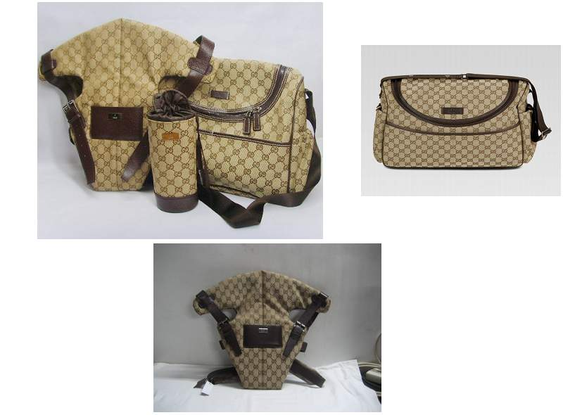 Gucci real leather b ...