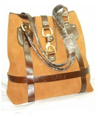 Chloe suede Bag Fall New style