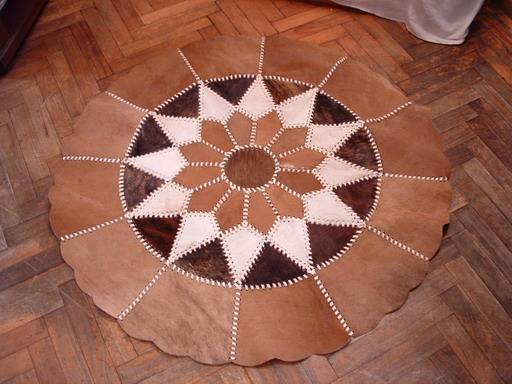 Sew Laced Rugs