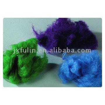 Color Polyester Staple Fiber