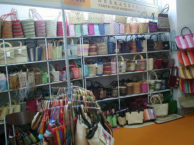 straw fashion ladies handbags