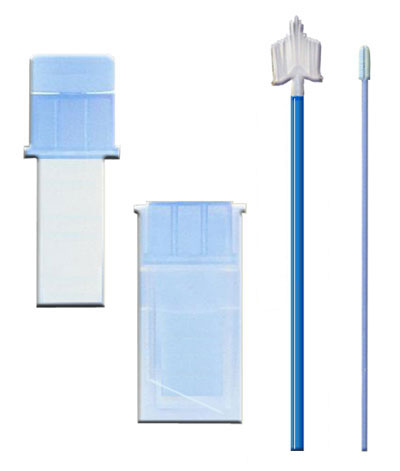 PAP Cytology set with World First CytoTransporter