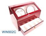 automatic double wirst watch winder