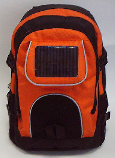 solar backpack--HSA002