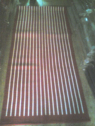 Cotton Ribbed Rug