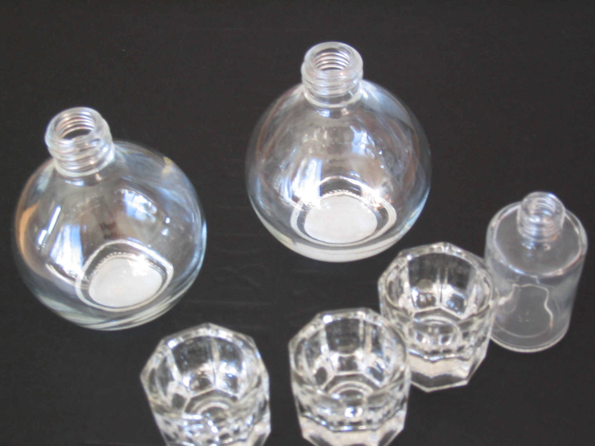 Standard and Custom Glass Manufacturing-No Mold Charges