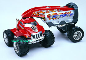 CE approved rc toy