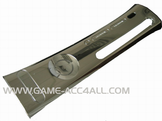 Cool Chrome XBOX360 Faceplate