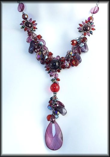 Cranberry Classic Necklace