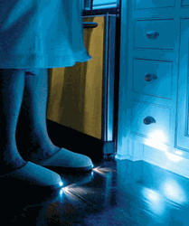 HE-SP01 - LED Lighted Slippers
