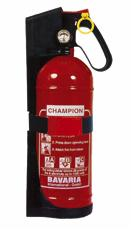 CHAMPION (1, 2Kg)BAVARIA Car Dry Chemical Powder fire e
