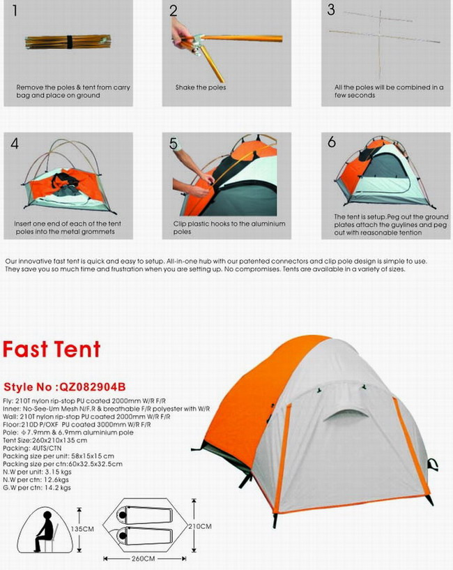 Fast Tent