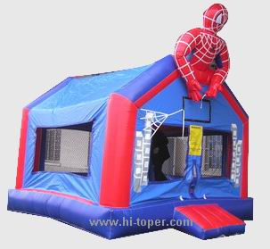inflatable bouncer, castle