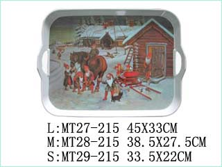 Sell Melamine Service Tray Tableware