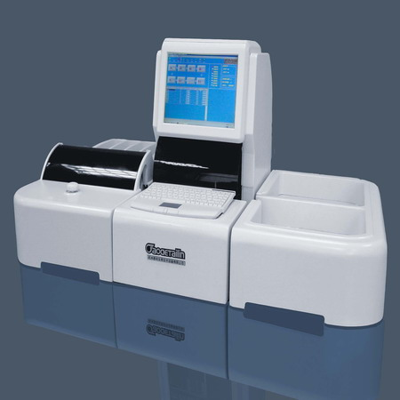 Automatic Injection Impurity detector