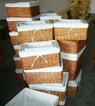 we sell wicker basket at price