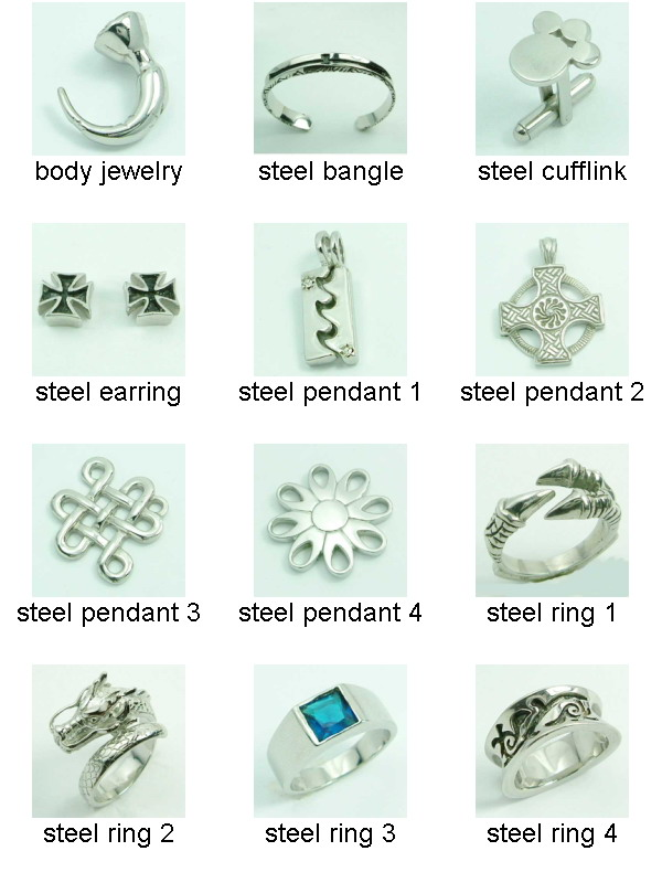 316l stainless steel jewelry on www wonmanjewelry com