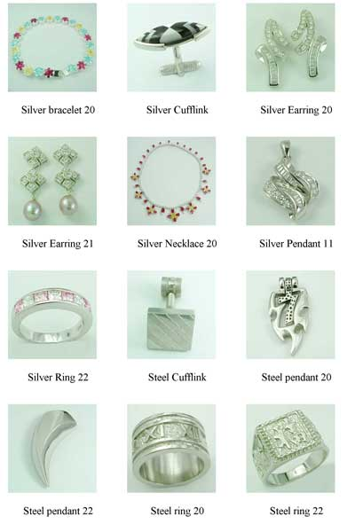 sterling silver jewellery on www.wonmanjewelry com