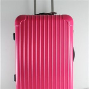 Abs Pc Luggage Set With T