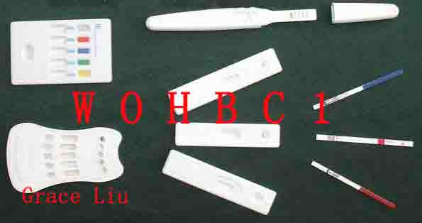 CE and ISO approved One Step of Diagnostic Test: HCG LH