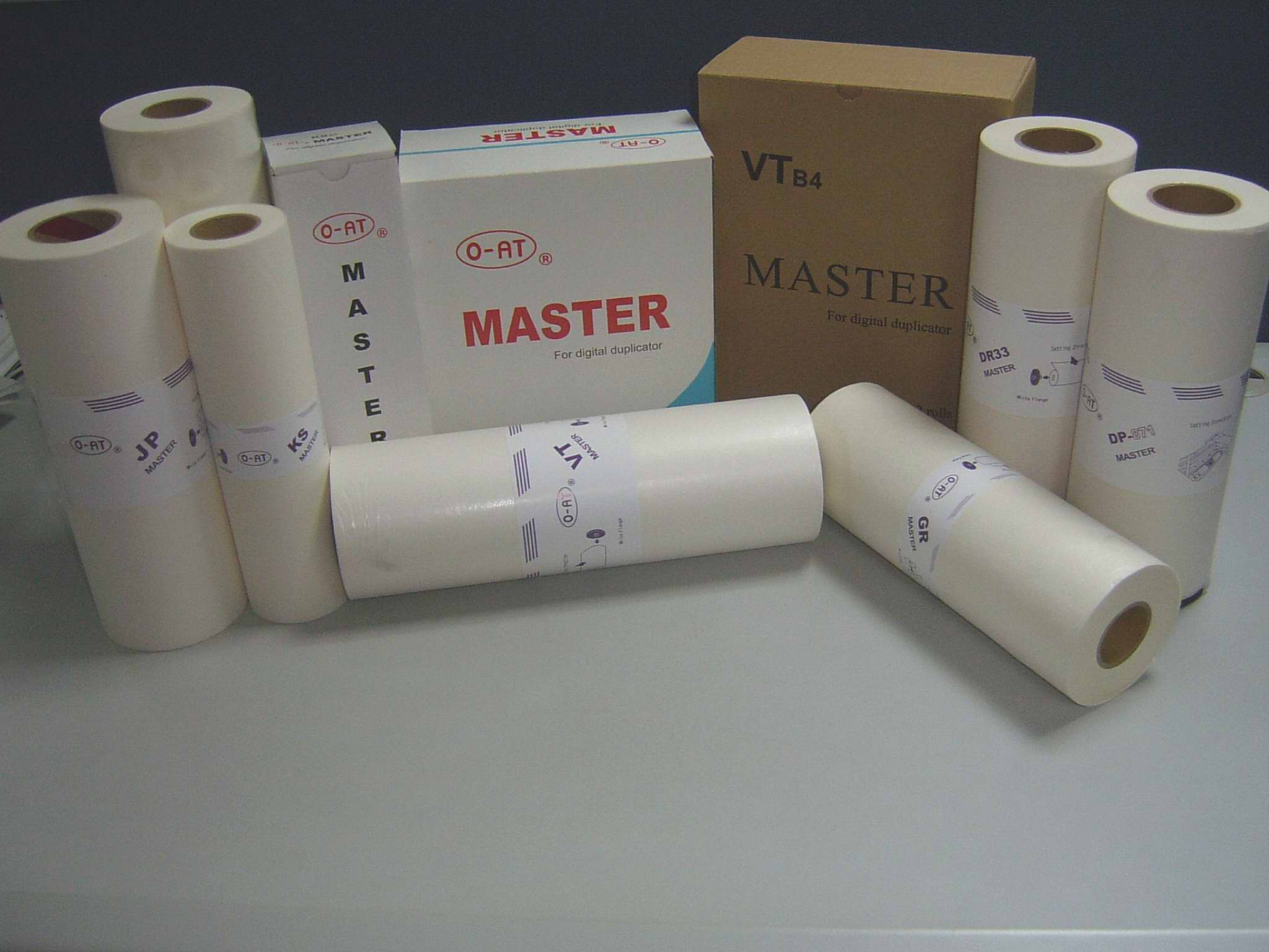 Sell duplicator ink and master