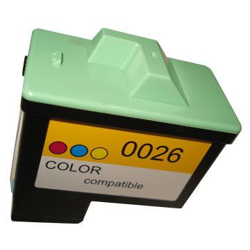offer compatible ink cartridge for HP & Lexmark printer
