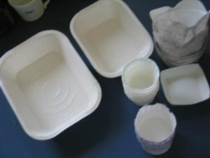 paper container