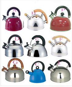 WaterHeater(pots/warmer/pp/wood handle/whisk/stainless)