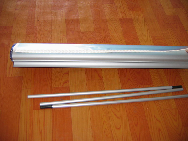 roll up banner stand v33 style-1