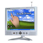 Color TFT-LCD TV \T808