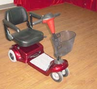 mobility scooter (JH05-118A)