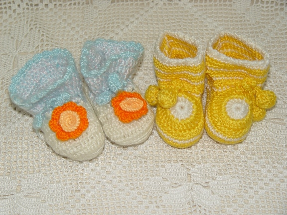sell hand made knitting shoes