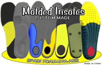 Molded Insoles