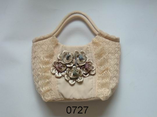 cotton fabric handbag