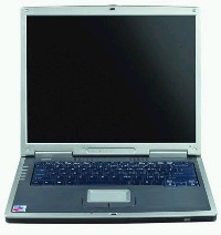 MAI Laptop CR726D-M