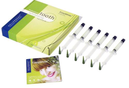 Hellerdent EasyWhite Tooth Whitening System For Home Us
