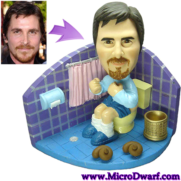 Personalized Cartoon Figure Gift www.microdwarf.com