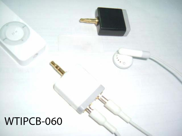 Ipod accessories/I-pod Audio Out Connector