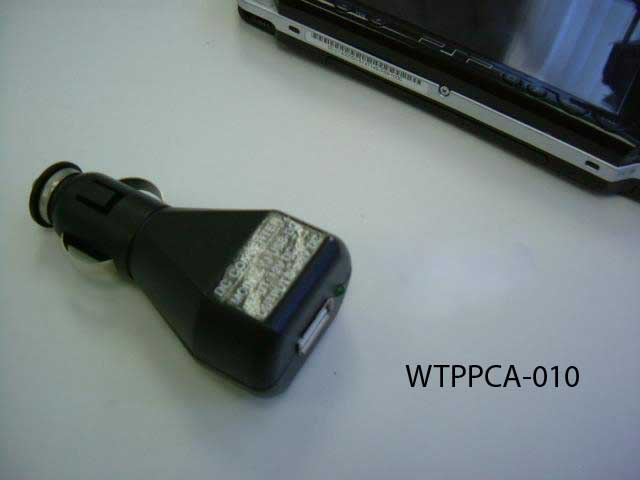 PSP ACCESSORIES/PSP Car Adapter For USB