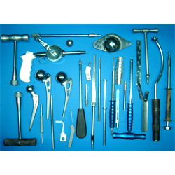Offer custom manufacturing of medical parts