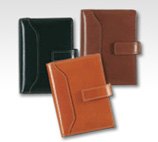 leather organizer/binder /protfolio