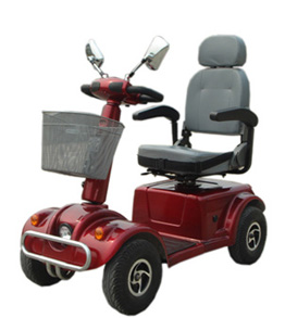 handicapped scooter (mobility scooter)