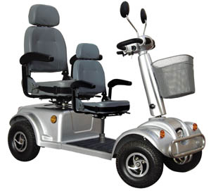 invalid scooter (electric mobility scooter)
