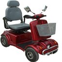 mobility scooter  (handicapped  scooter)